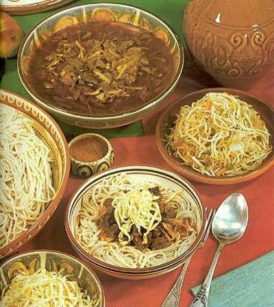 Kazakh National Food Recipes