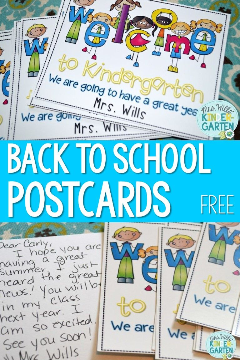 Classroom Launch Ideas ~ Welcome students free file kindergarten ideas