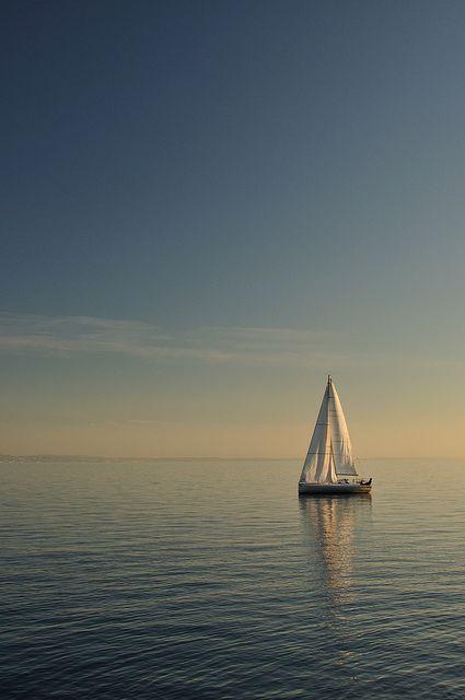 Calm drift...