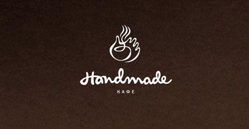 Handmade coffee - logo design / designbolt.com / 30 Cool & Creative ...