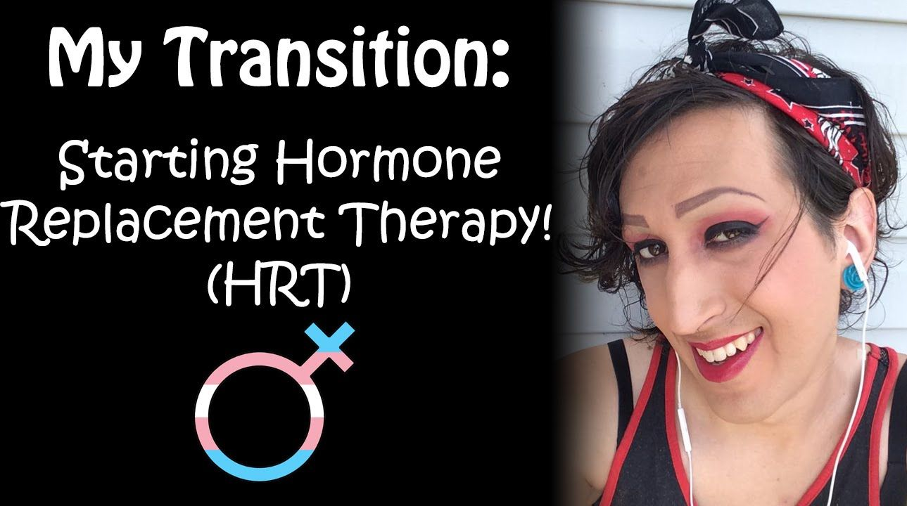 How to start hormone replacement therapy mtf
