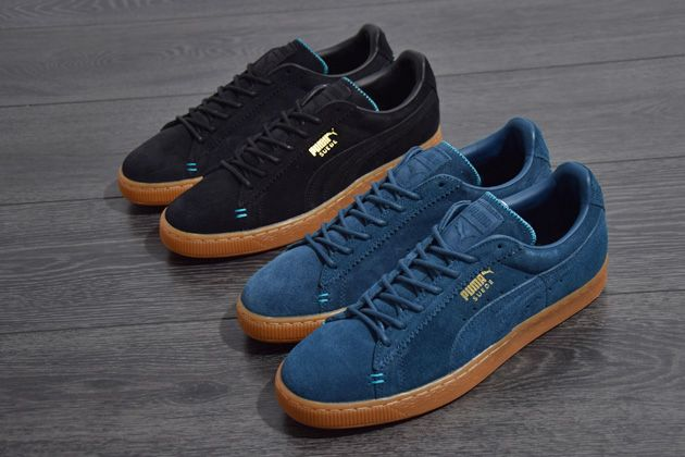 Puma Suede 'Crafted Gum' Pack | Sneakers