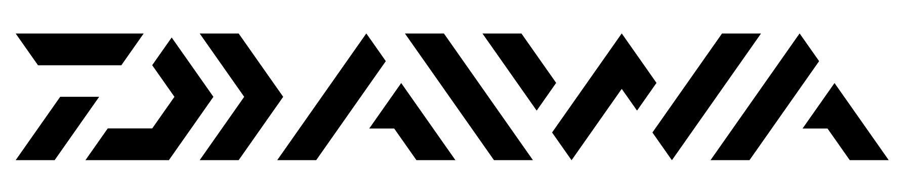 In my opinion the premier manufacturer of fishing reels is Daiwa   Desain logo, Desain, Seni