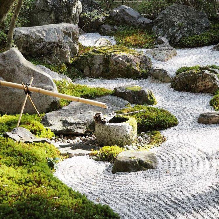 Giardino Zen Significato e Utilizzo degli Elementi
