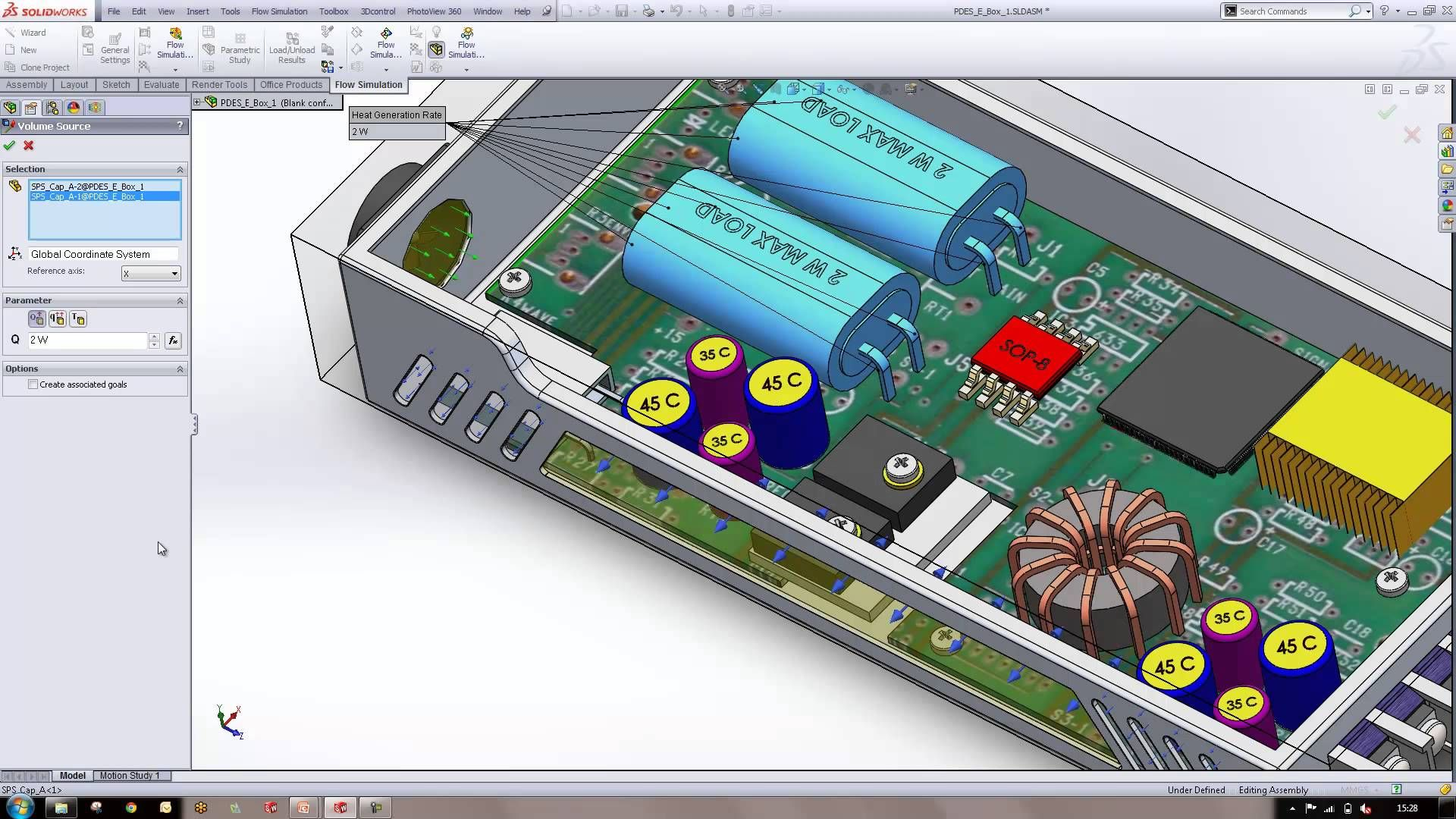 Simulating fluid flow in your designs with solidworks flow simulating fluid flow in your designs with solidworks flow simulation baditri Images