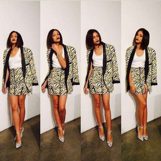 Zendaya Coleman S Instagram Fashion Style Pinterest Zendaya Coleman Zendaya And Instagram