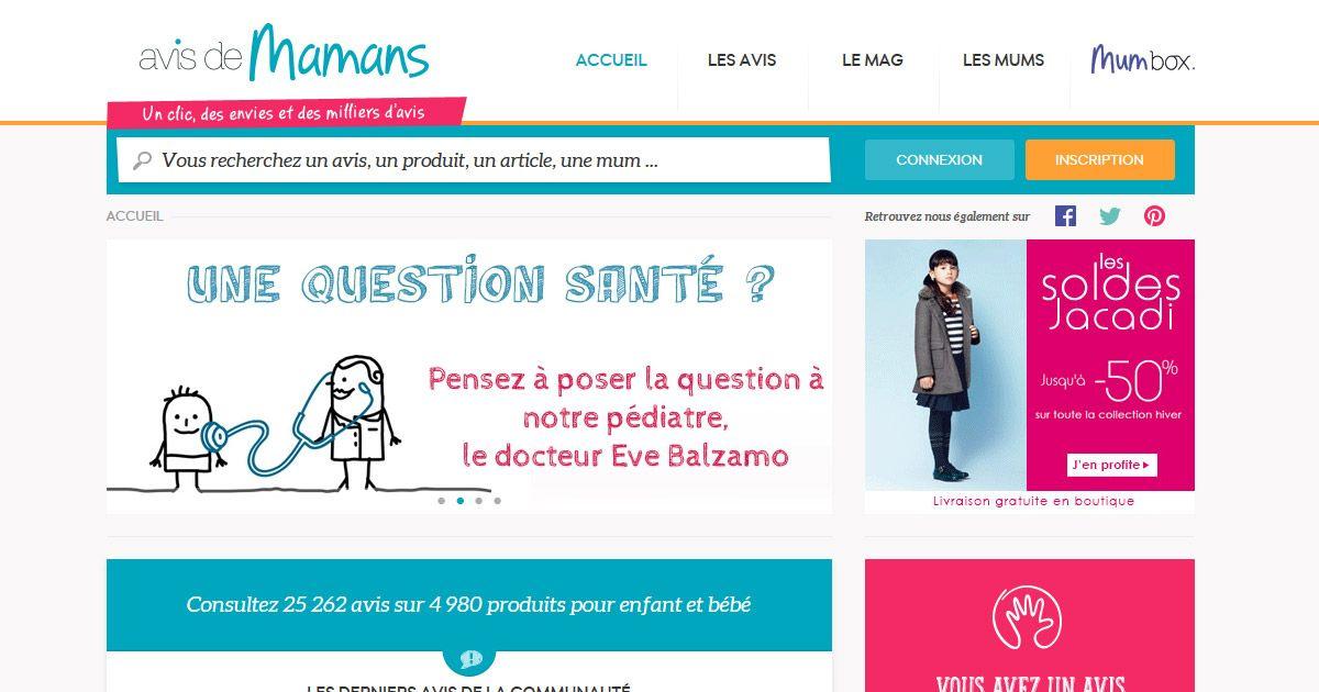 Concours Avis De Mamans Jeu Concours Concours Produit Bebe
