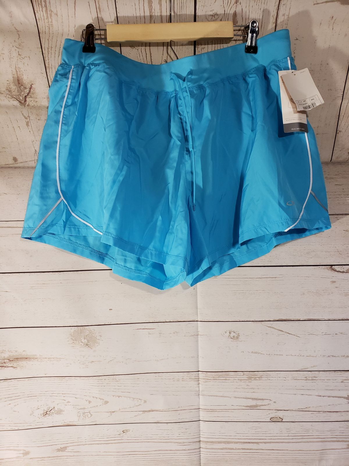 NWT Champion Sz 2XL Light Blue Shorts #lightblueshorts NWT Champion Sz 2XL Light Blue Shorts #lightblueshorts