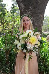 Blush & Vine Woodland/Fairytale Carmel Photoshoot July 2014