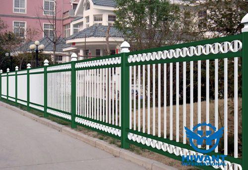 Aluminium profile product—— Aluminium alloy wall railings or fence for park and garden villa.