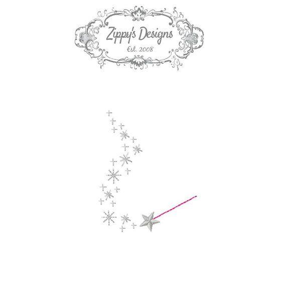 Magic Wand Princess Wand Fairy Wand Fairy Dust Machine