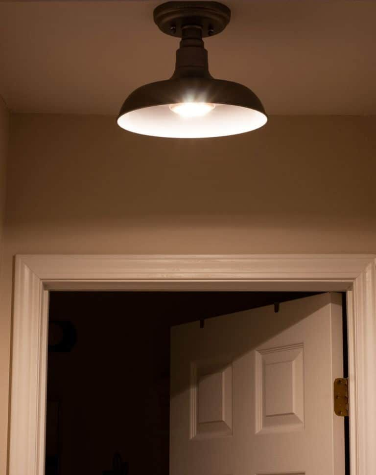 How To Install A Wireless Ceiling Light My Wee Abode Ceiling Lights Wireless Lighting Ceilings Install Ceiling Light