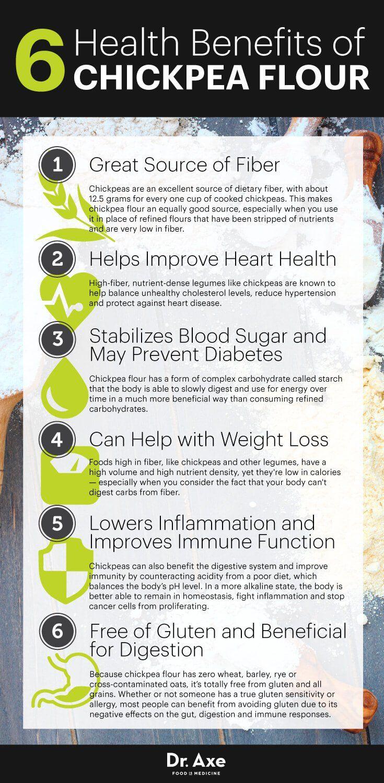 Flour in 5 nutrients