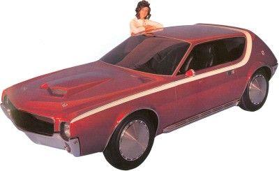 1968 AMX-GT Concept Car