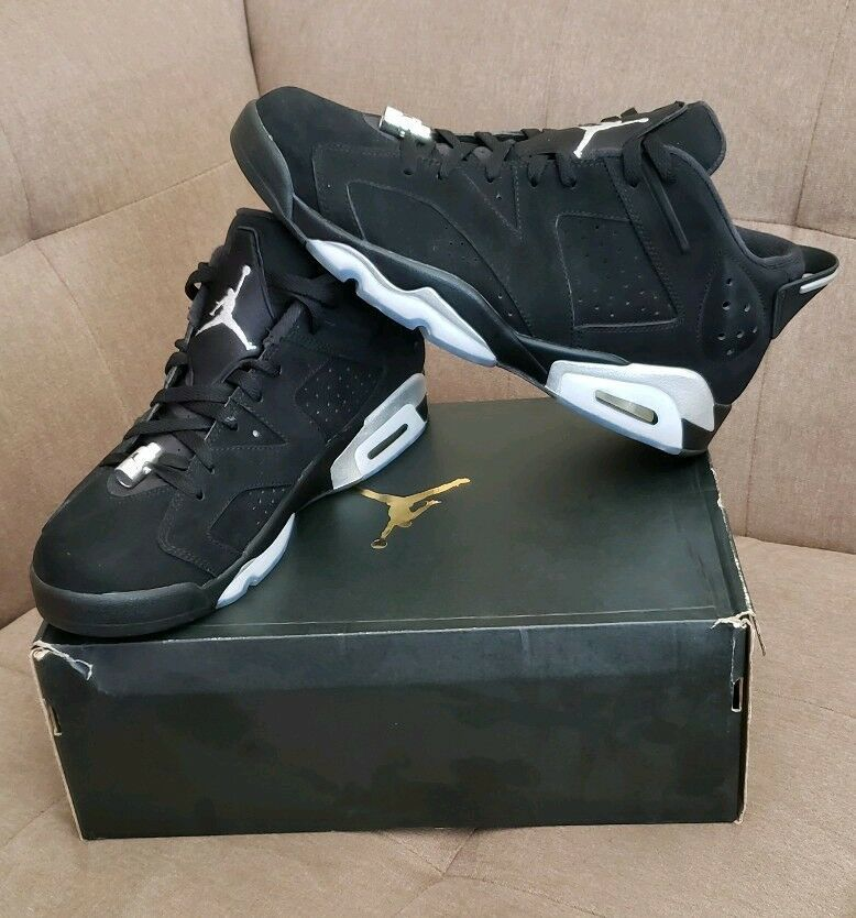 86d91020136e Air Jordan VI Retro Low Black Chrome Size 12 Mens Jordan 6 304401-003   fashion  clothing  shoes  accessories  mensshoes  athleticshoes (ebay link)