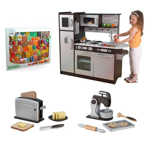 Pinterest Kitchen Set: Kidkraft Uptown Espresso Kitchen Set KidKraft Http://www