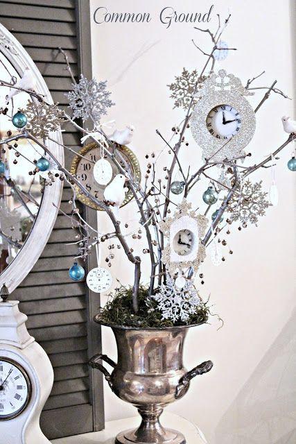 New Year's Tree - Christmas Stuff