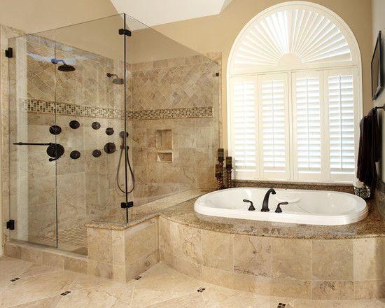 Bathroom Master Bath Design, Pictures, Remodel, Decor and Ideas ...