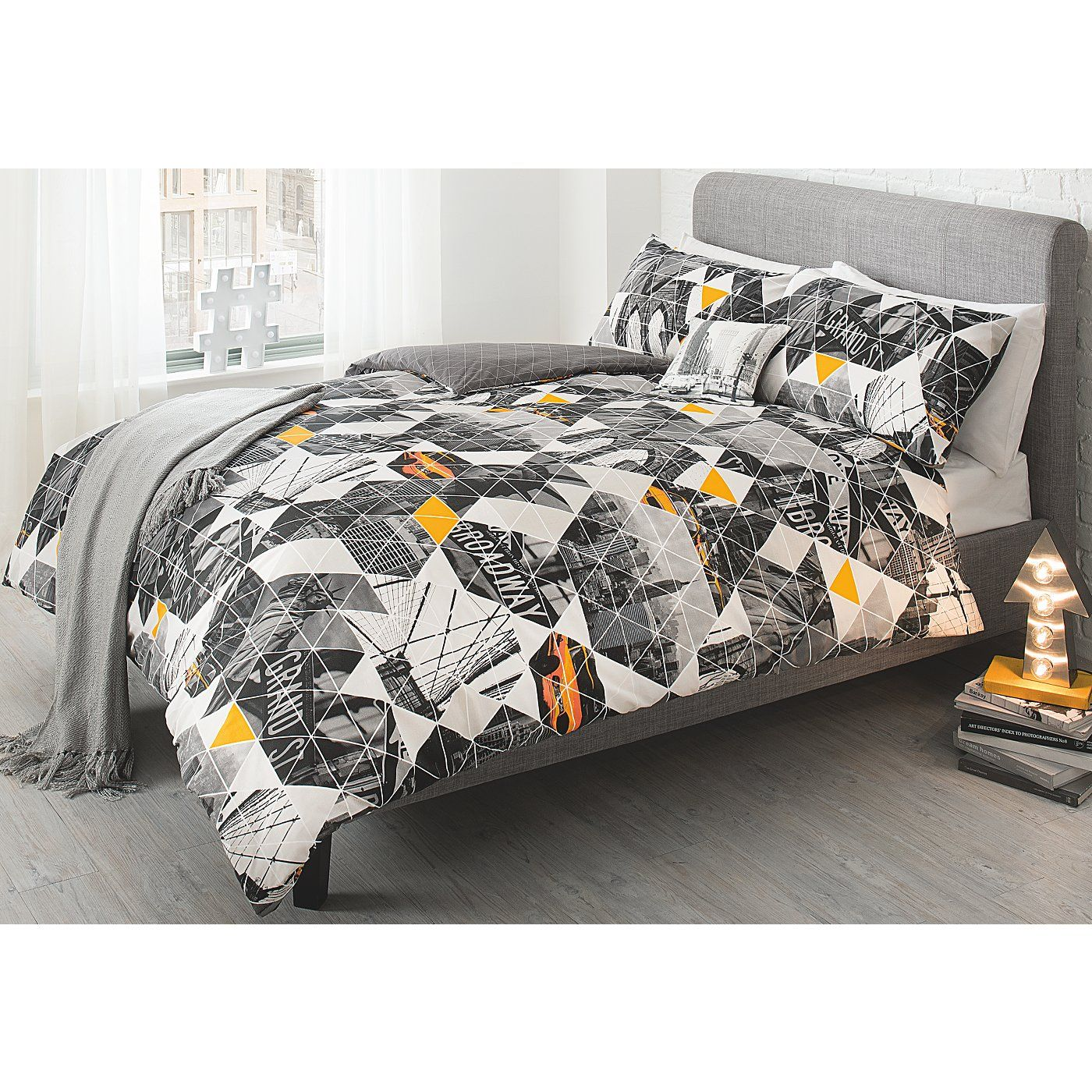 single black king double where duvet brentfords cover pillowcase buy set stripe with itm a satin quilt to
