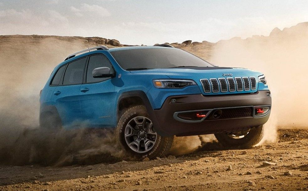 2019 Jeep Cherokee New Concept