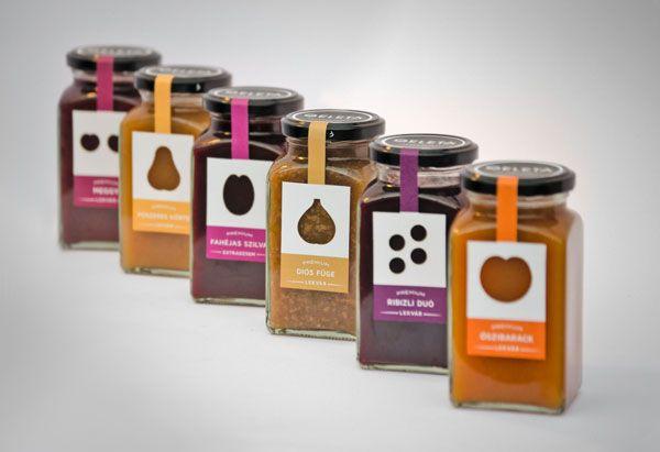 25 Sweet Jam Jar Labels Packaging