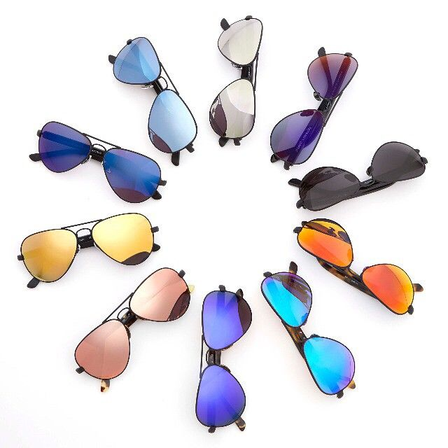 The Concorde Collection: Our 10 New Aviators Are Now