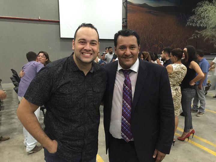 Ap. Gustavo Lara - Argentina  - tempo Precioso de ensino - na Conferência Internacional em SP