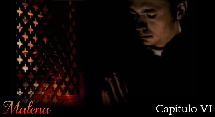 ab50ae4f2 Capítulo VI Llegue a la Iglesia y el Padre Miguel