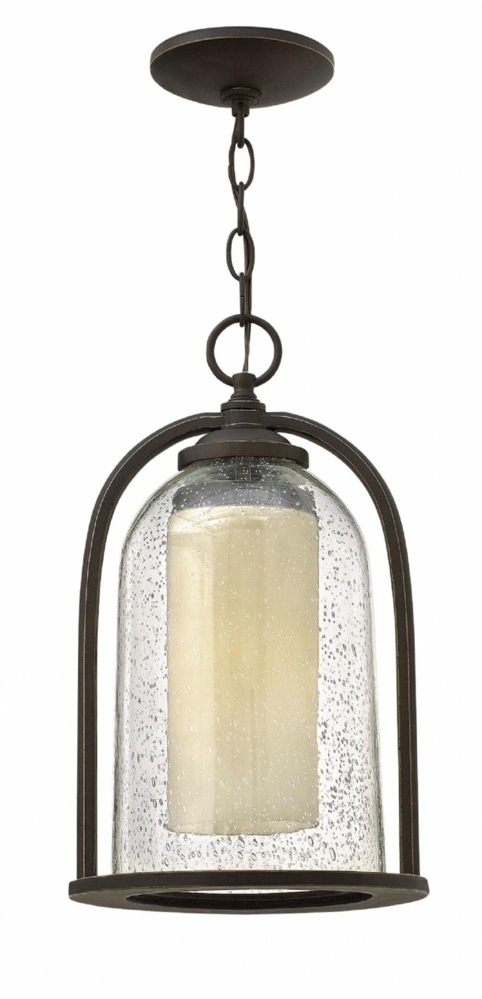 Quincy 1 Light Outdoor Hanging Lantern Wayfair