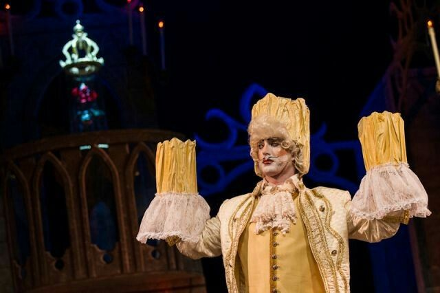 Lumiere Beauty And The Beast Costume Beauty And The Beast Beast Costume