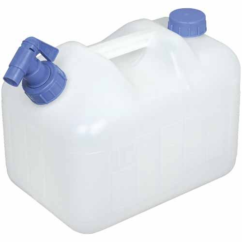 Prestige Water Carrier 10 Litre Opaque Water Carrier Water Containers Plastic Storage