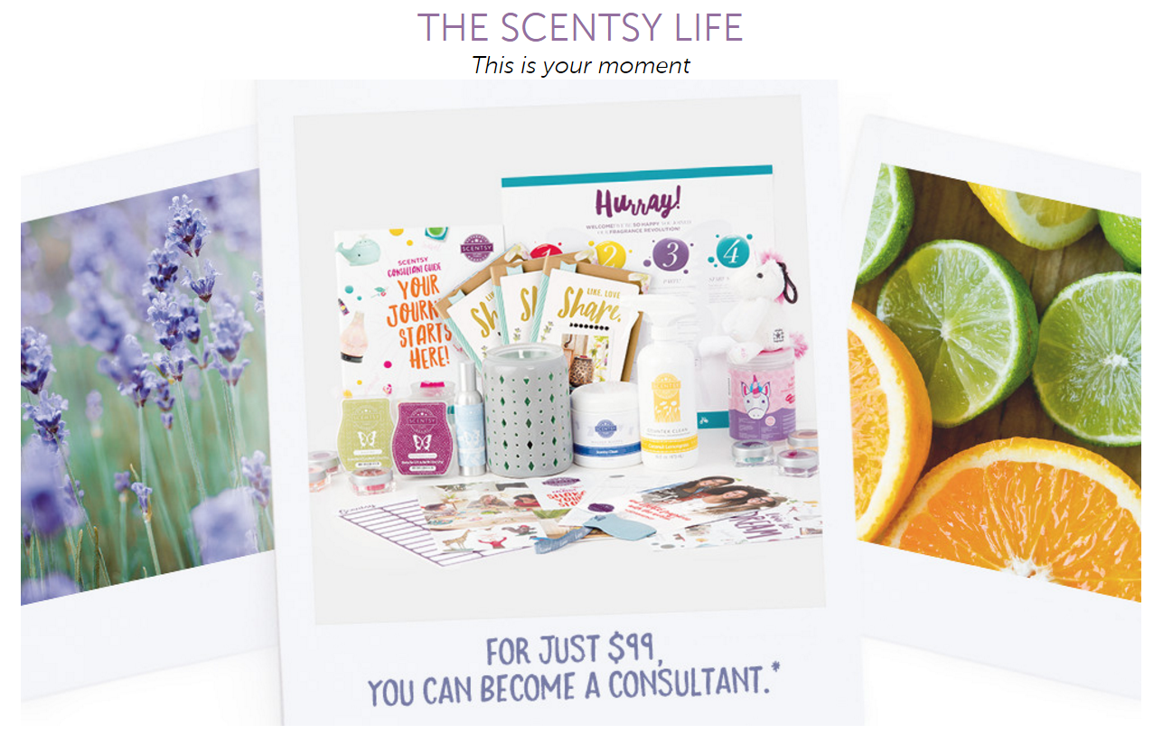 JOIN IN MARCH: EARN $309 IN FREE SCENTSY! When you join in March ...