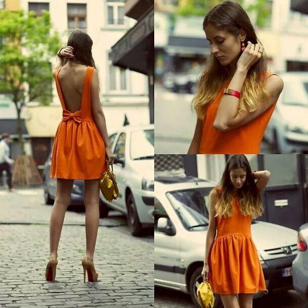 Electric Orange!