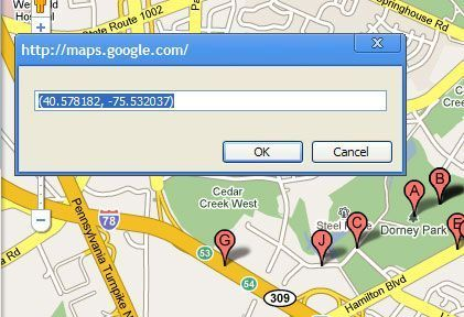 Use Google Maps To Figure Out Your Precise Gps Coordinates