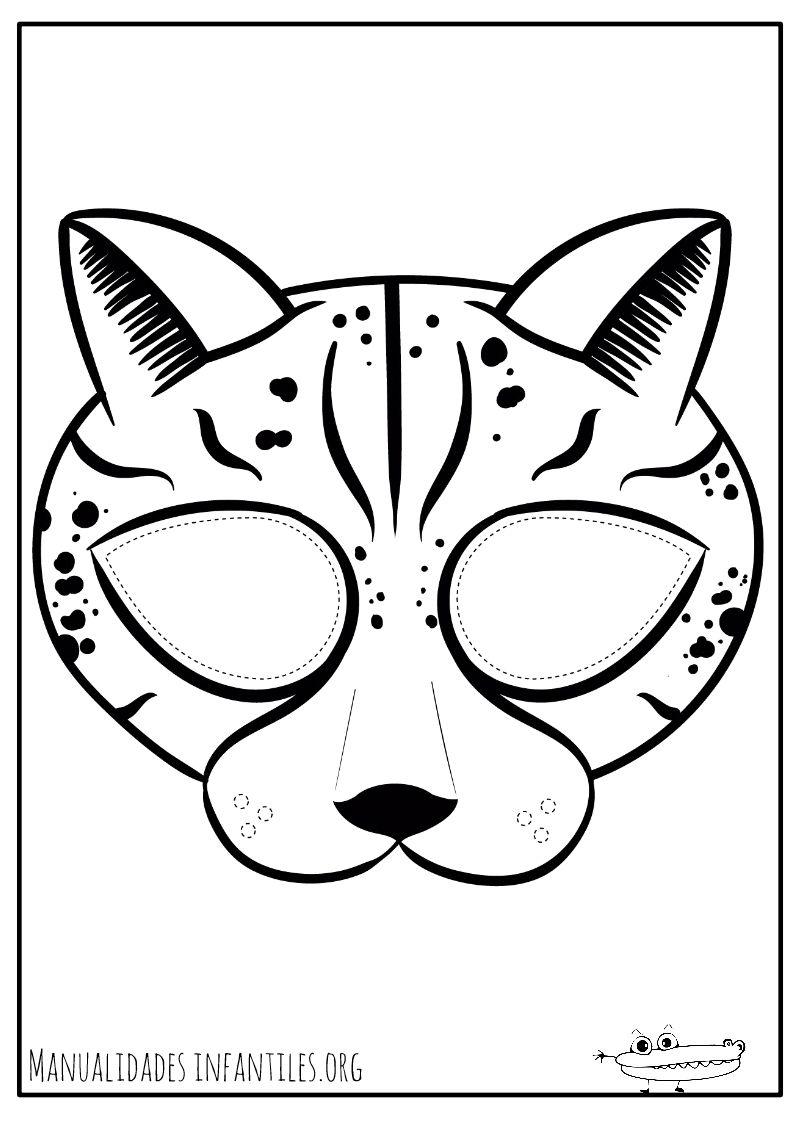 Mascaras De Carnaval Para Imprimir Ideas Mascaras Imagenes De