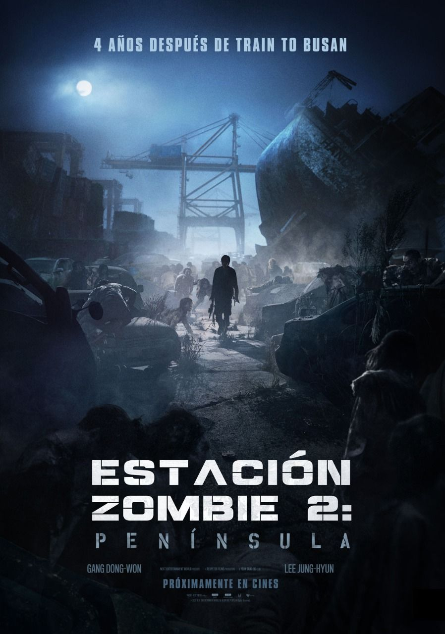 Estacion Zombie 2 Peninsula Lanza Trailer Oficial Peliculas Completas Mejores Peliculas De Netflix Ver Peliculas Gratis