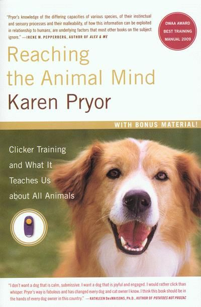 Reaching The Animal Mind Clicker Training And What It Teaches Us