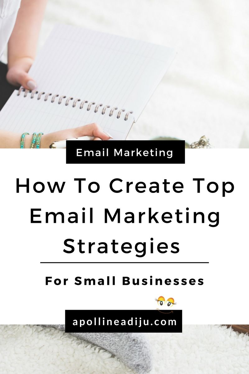 Top 5 Examples Of Marketing Strategies Email Marketing Strategy