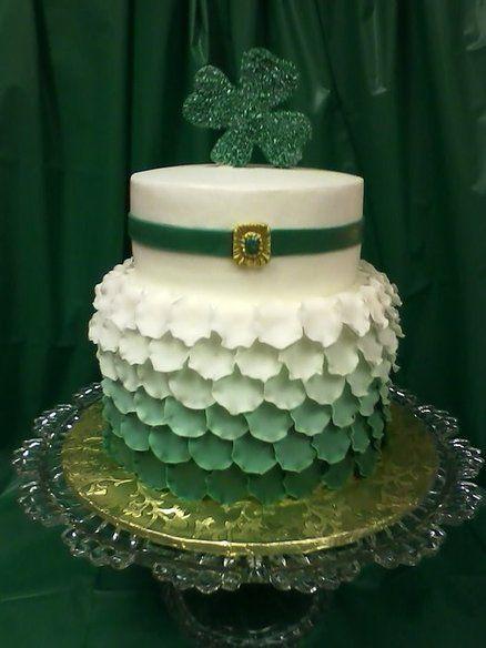 Incredible St Patricks Day Cake St Patricks Day Cakes Funny Birthday Cards Online Necthendildamsfinfo