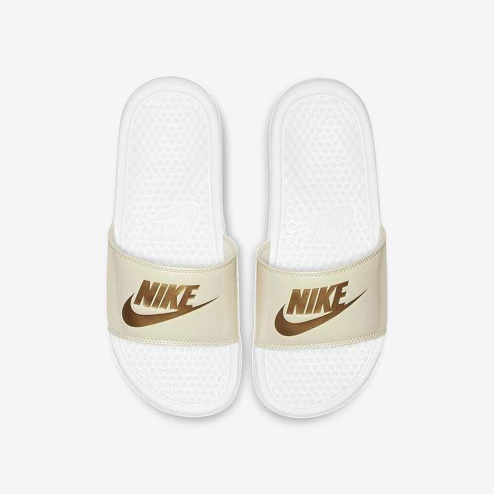 new style df8b3 0476b Benassi JDI TXT SE Men s Slide in 2019   Products   Nike benassi, Nike  sandals, Pink nike slides