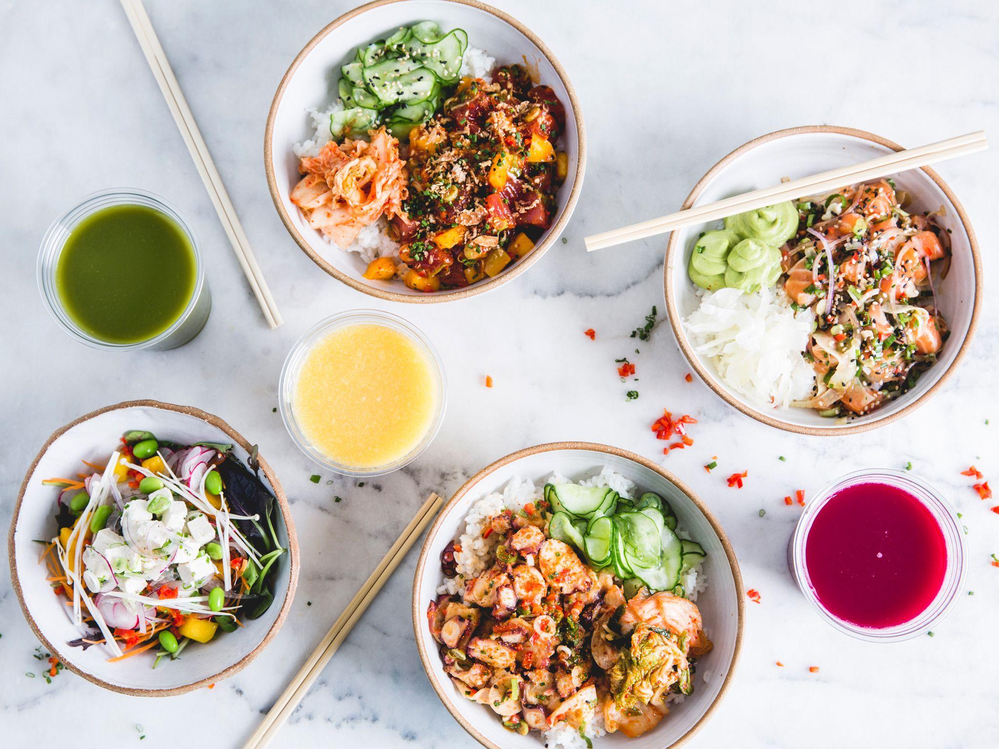 32 Healthy Restaurants In London In 2019 London Healthy