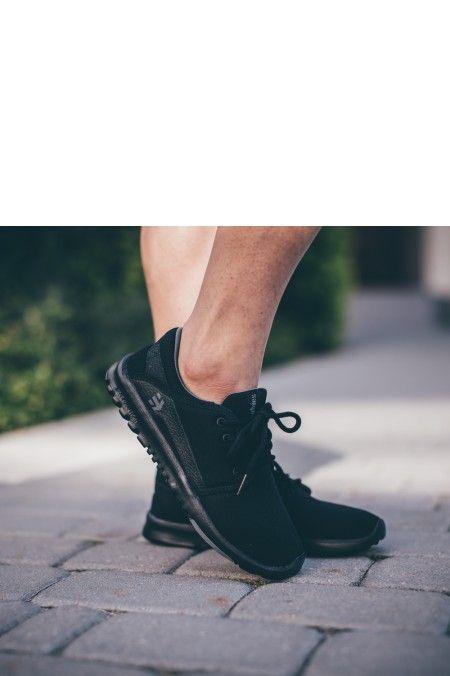 Odziez Sportowa Markowe Buty I Ubrania Sklep City Sport Outlet All Black Sneakers Sneakers Black Sneaker