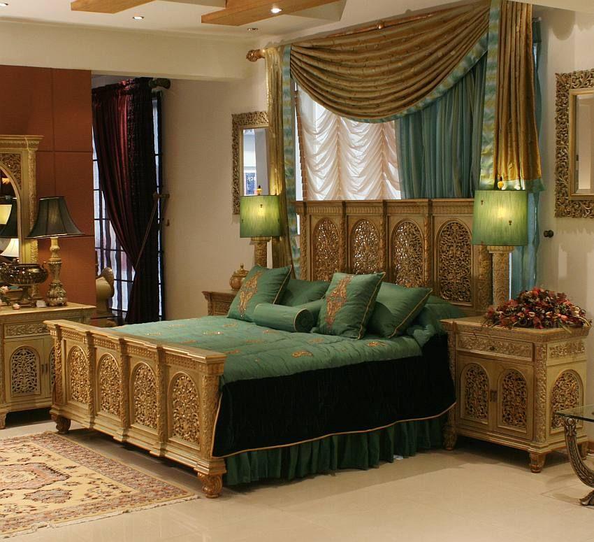 15 Amazing Royal Bedroom Design: Royal bedroom Design arches – ToyNuts - Interior Designs, Architecture, Room Designs, Interior Designs Ideas, Furniture