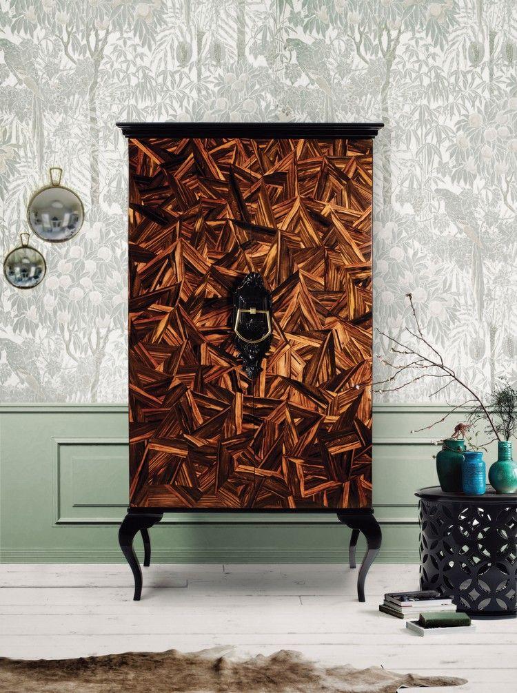 Elegante Schränke für moderne Wohnzimmer Design Modern cabinets - moderne bilder fürs wohnzimmer