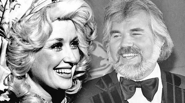 "Dolly Parton and Kenny Rogers Wow With ""Love Is Strange ..."