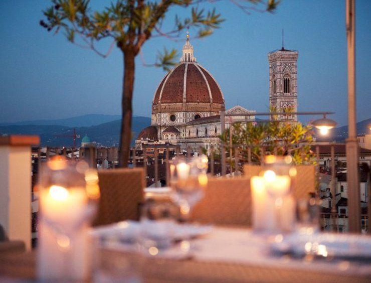 Terrazza Brunelleschi Ristorante Panoramico - Firenze ...