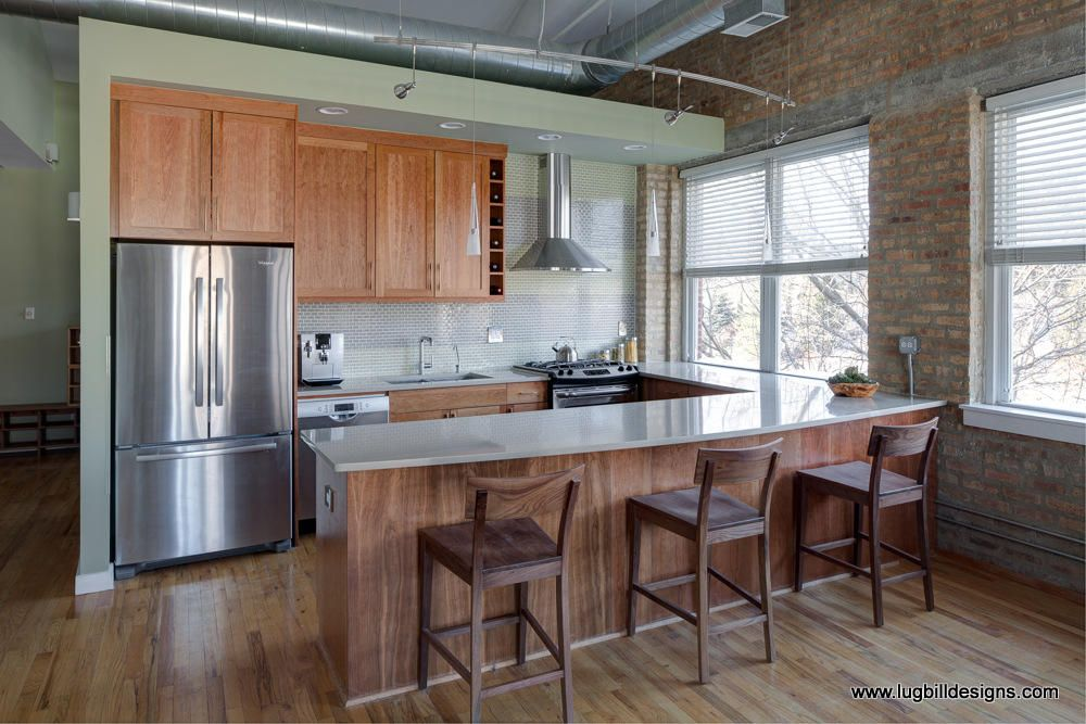 Kitchen Designers Chicago Entrancing Contemporary Kitchens From Shannon Mccarthy On Hgtv  Kitchens Inspiration