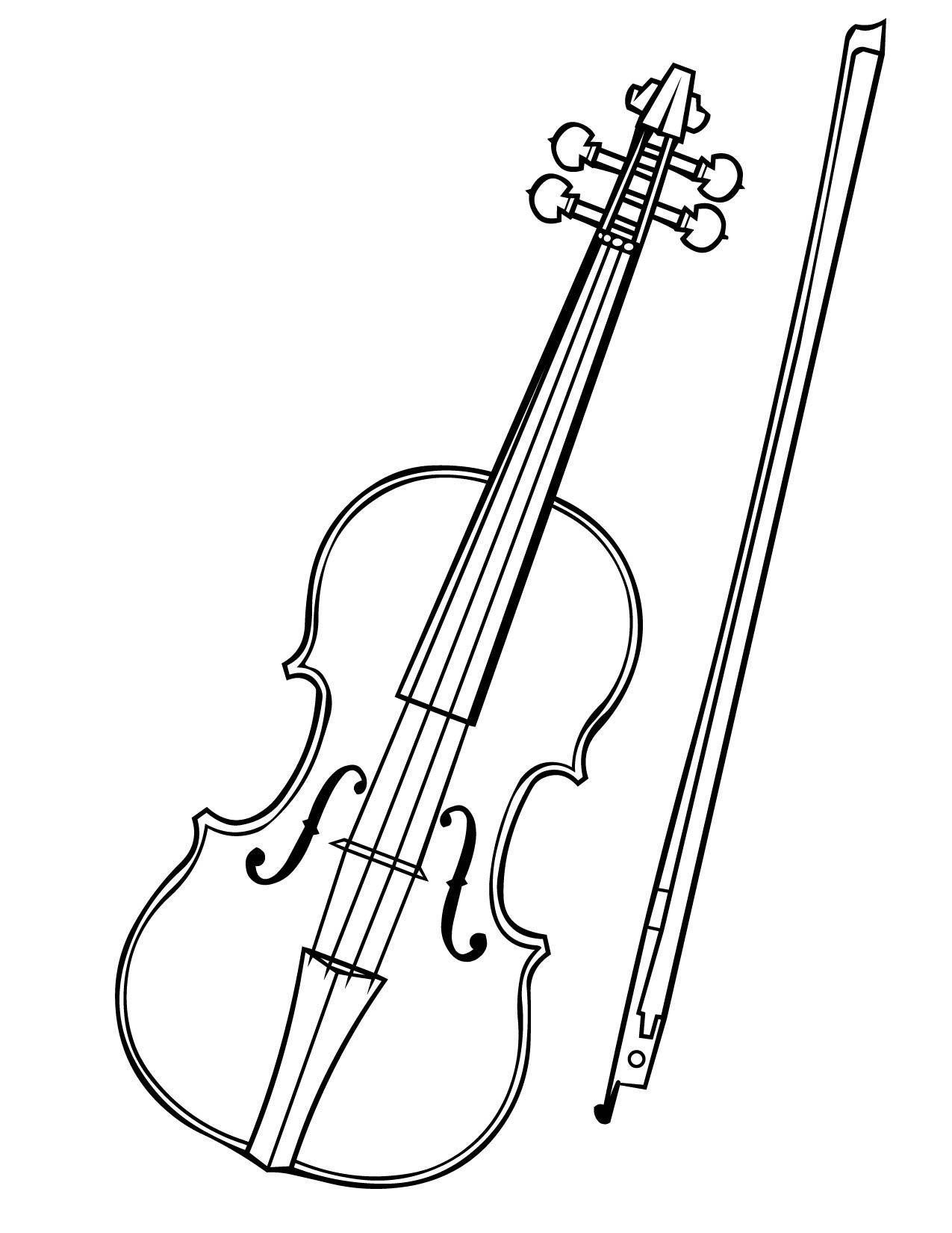 Violin Violino Ideias De Artesanato Para Casa Desenhos