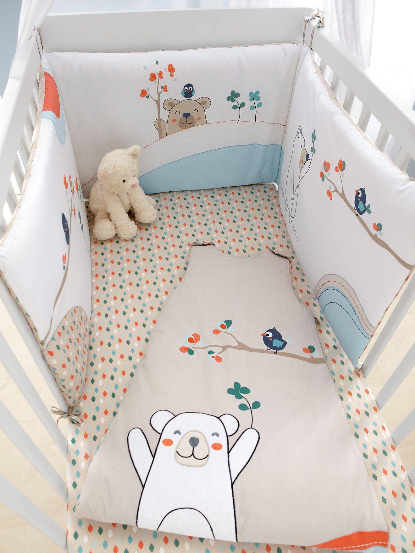 Le tour de lit est la fois un lment de dcoration et de for Vertbaudet toulon