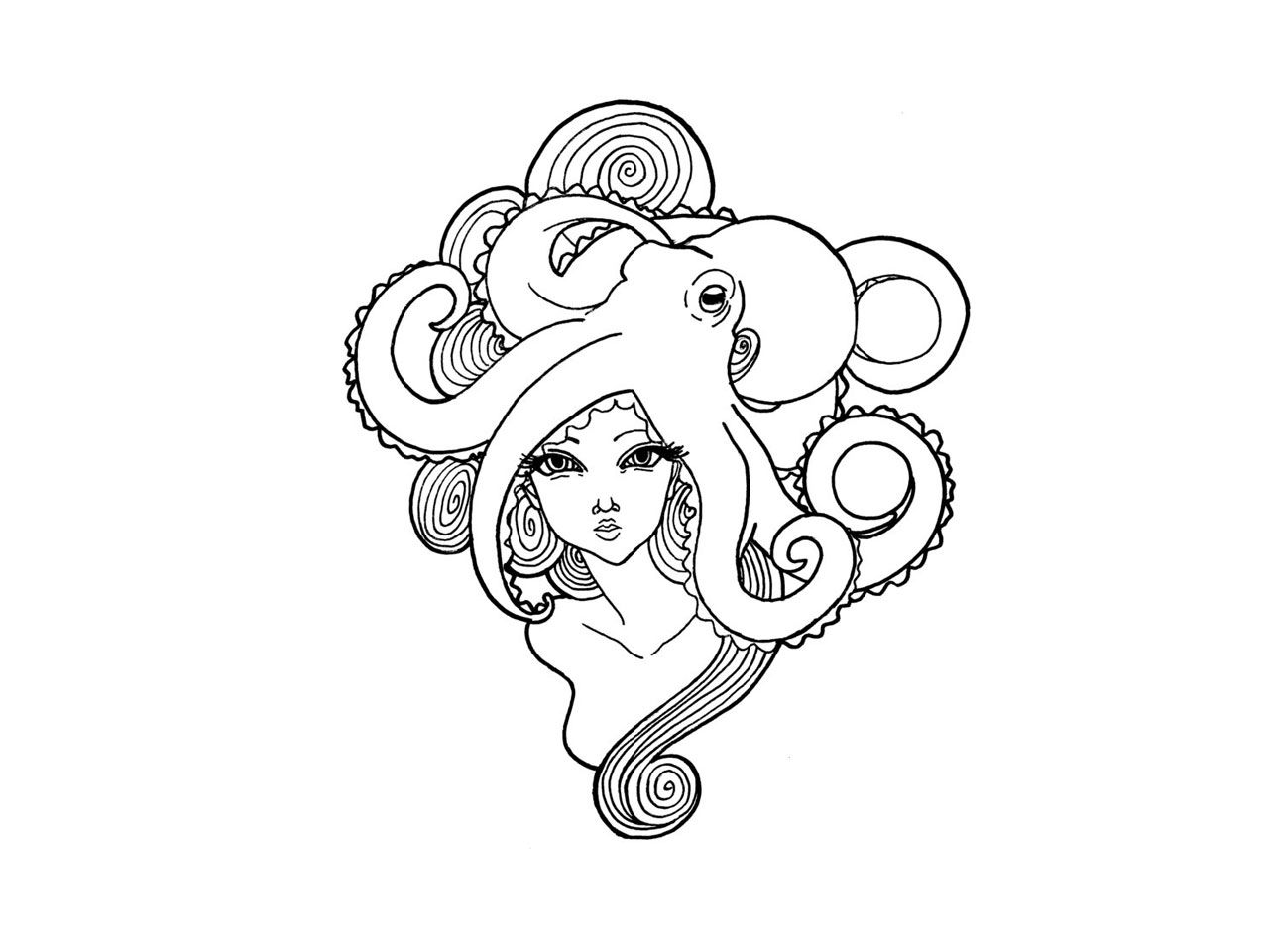 Octopus Tattoos Designs Ideas And Meaning